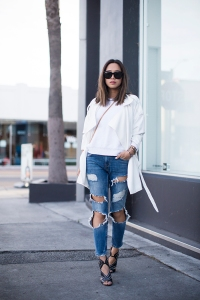 aimee_song_ripped_jeans_white_trench
