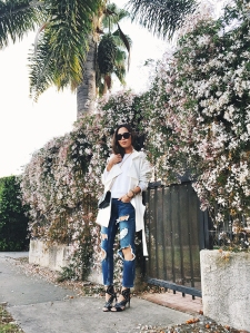 aimee_song_white_trench_ripped_jeans_ankle_heels1